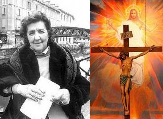 Poema della Croce, Alda Merini spiega come trionfò Cristo