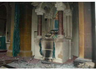 Cristiani armeni in Siria: il rischio di un genocidio