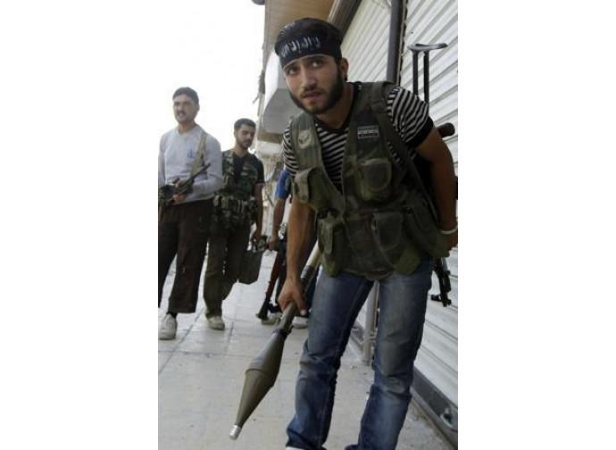 Guerriglia ad Aleppo