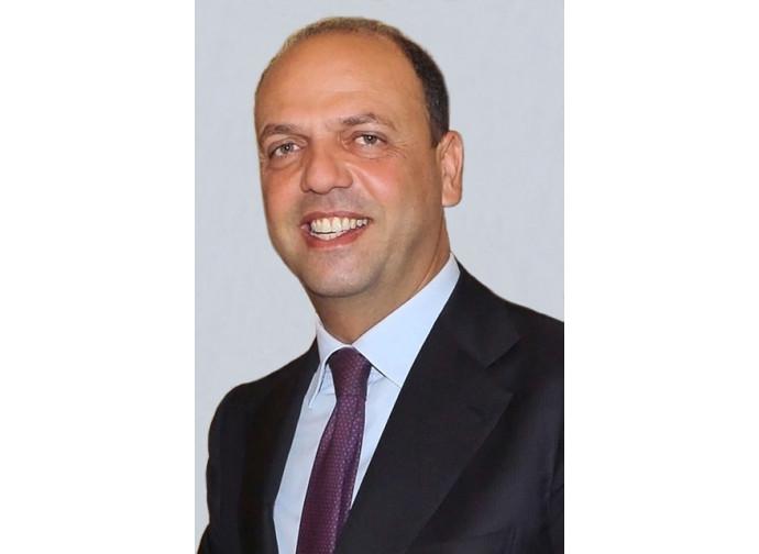Angelino Alfano, ministro degli Esteri