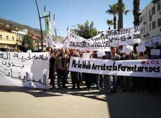 In Algeria i musulmani riaprono una chiesa chiusa dalle autorità