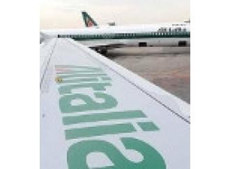 Poste e Alitalia, un affare molto privato