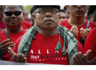 Malaysia, Allah proibito ai non musulmani