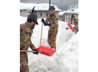 Quando il gioco si fa duro, l'esercito scende in campo