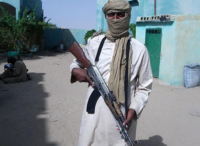 Jihadista di Al Qaeda (Aqmi)