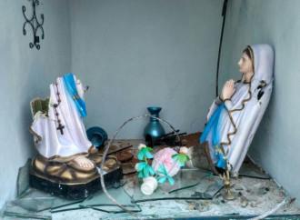 LA Festa dell'Annunciazione nell'Orissa, nelle chiese vandalizzate a Pasqua