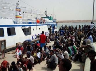 La disperata situazione degli emigranti africani in Yemen