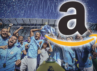 Calcio, tv e ecommerce: la svolta di Amazon
