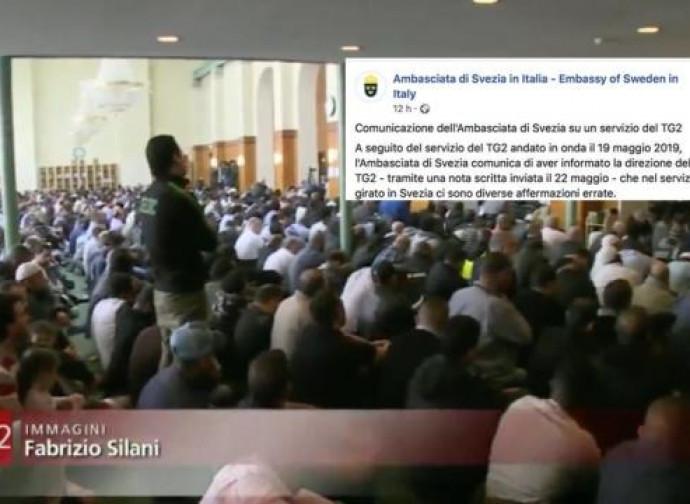 La protesta dell'ambasciata svedese per il servizio del Tg2