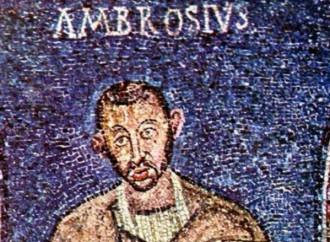 Ambrogio, il vescovo che cacciò gli ariani
