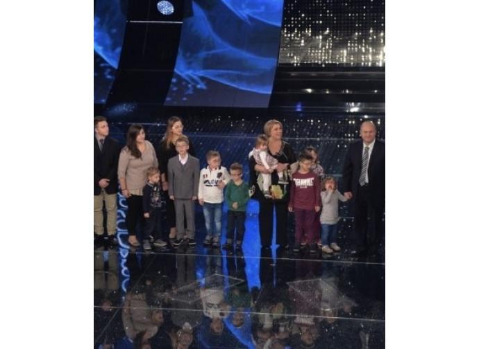 La famiglia Anania a Sanremo
