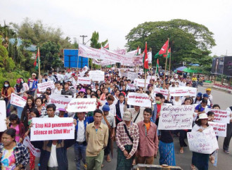 Profughi in Myanmar, non solo Rohingya
