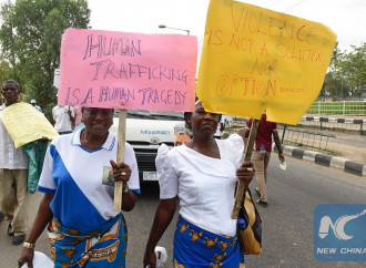 Una task force in Nigeria contro i trafficanti di uomini