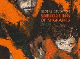 L'Unodc ha pubblicato lo studio 2018 sul traffico di emigranti illegali nel mondo
