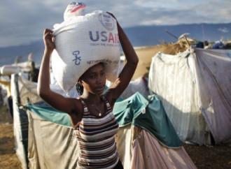 2017, diminuiti i fondi per aiuti umanitari mentre la richiesta aumentava