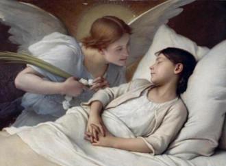 L'angelo, il pensiero di Dio che arriva a noi