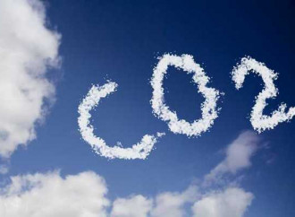 Global warming, CO2 scagionata
