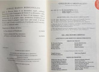 L'Annuario pontificio mescola le carte sul Papato