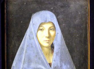 L'Annunciazione, tutto negli occhi di Maria