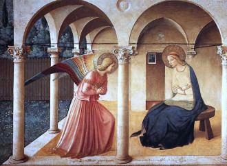 """""""Maria accolse l'Annuncio perché aveva atteso Dio"""""""