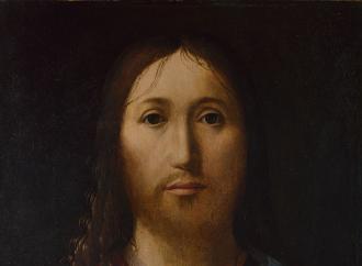 Salvator Mundi, il volto di Gesù secondo Antonello