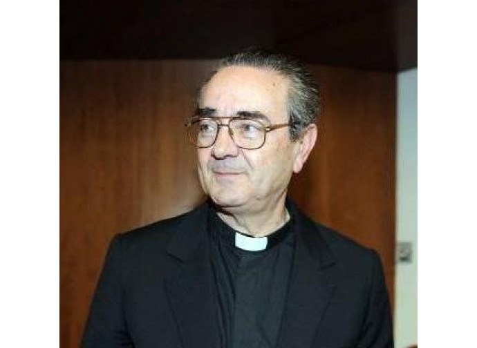 Monsignor Antonio Livi
