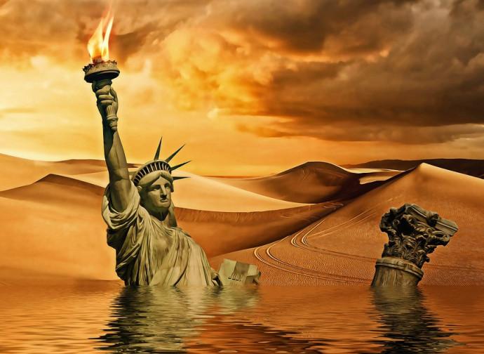 Apocalisse climatica immaginaria