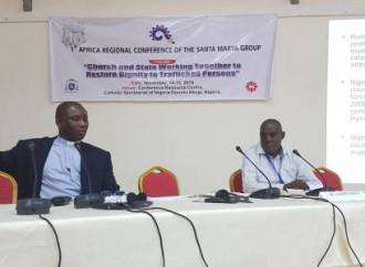 I vescovi nigeriani chiedono al governo di combattere la tratta di esseri umani