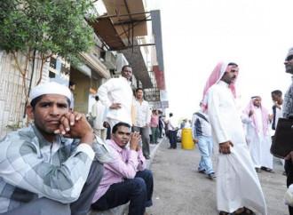 """In Arabia Saudita le """"tasse di soggiorno"""" fanno diminuire gli immigrati"""