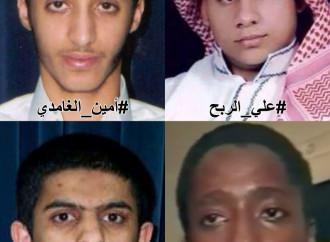 L'Arabia Saudita abolisce la pena di morte per i minorenni e la fustigazione per reati minori