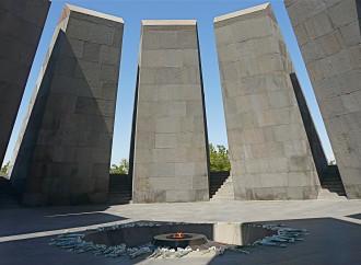 Mozione sul genocidio armeno e le amnesie turche