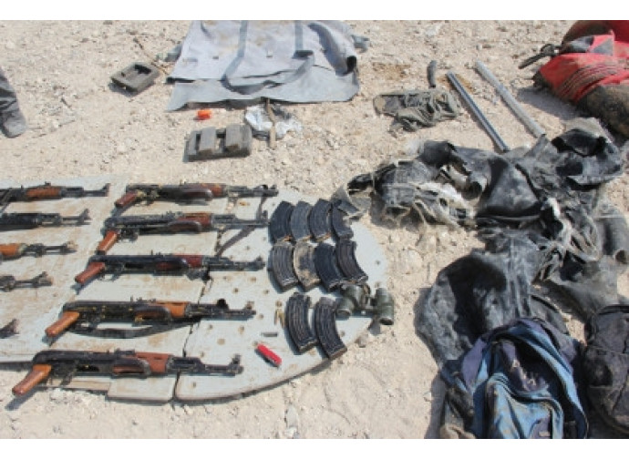 armi illegali