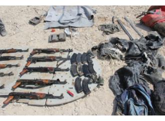 Commercio illegale di armi. Ecco cos'è