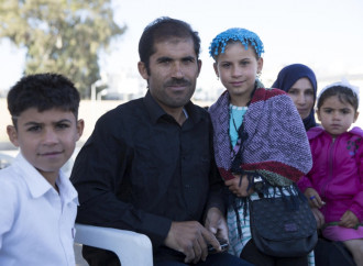 Arrivati in Italia dalla Libia 146 rifugiati