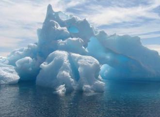 I ghiacci artici smentiscono il guru di Rai3