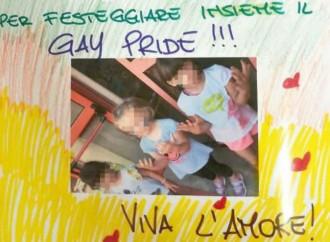 Bologna, gay pride all'asilo