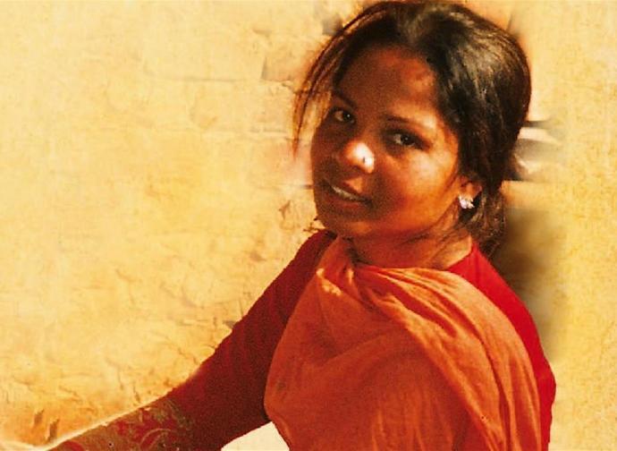 Asia Bibi scarcerata, portata in un luogo segreto
