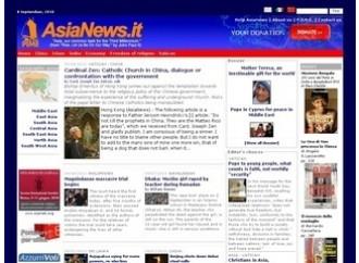 Un'agenzia per portare Cristo in Asia