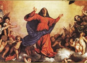 L'Assunta, luce e movimento per la Gloria di Dio
