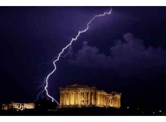 La Grecia mette a nudo la crisi europea