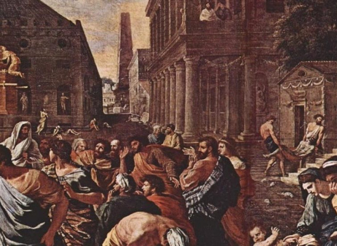 L'epidemia di peste ad Atene