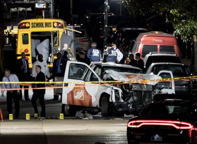 Dopo l'attentato a New York