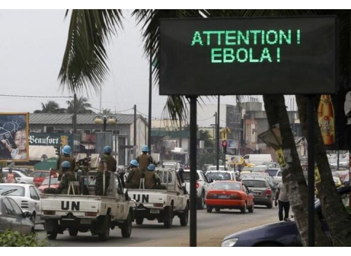 """""""Attenzione Ebola!"""""""