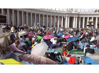 Voci da Piazza San Pietro