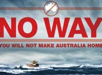 L'Ue non sa che fare con gli immigrati? Segua l'Australia