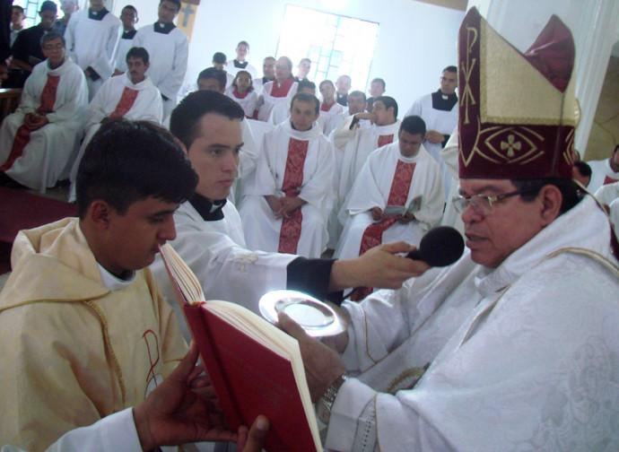 Mons. Azuaje, nuovo presidente della CEV