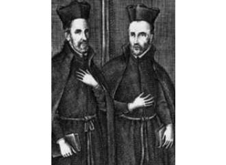 Falkner, da anglicano a gesuita in Sudamerica