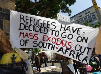 Rifugiati, richiedenti asilo e immigrati, ospiti non graditi in Sudafrica