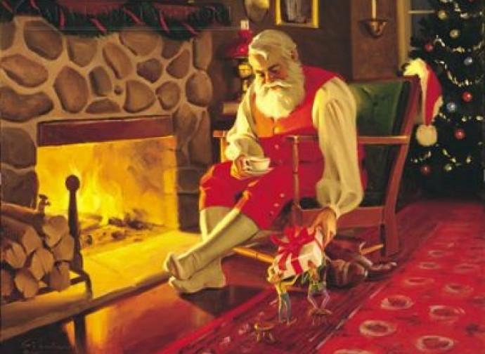 Babbo Natale Ubriaco.Lettera Da Babbo Natale La Nuova Bussola Quotidiana