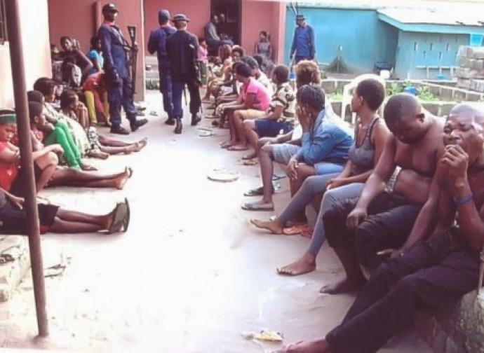 """Nigeria, una """"fabbrica dei bambini"""""""
